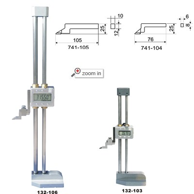 Double-Column Digital Height Gauges