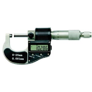 Outside Digital Micrometers (TypeA)