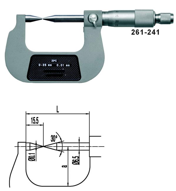 Point Micrometers