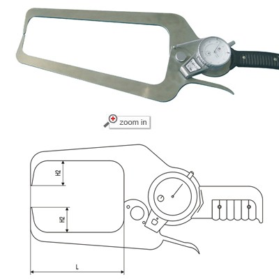 Outside Dial Caliper Gage