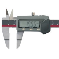 Three-Key Thin Digital Calipers